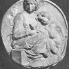 Michelangelo's Madonna and Child by Estelle M. Hurll