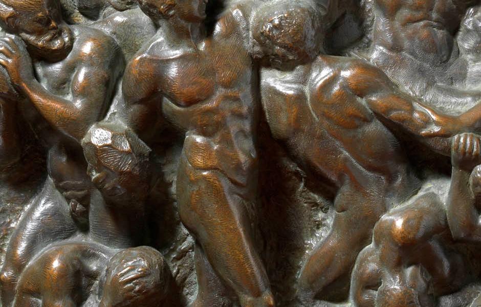 battle-of-centaurs-michelangelo-sculpture3