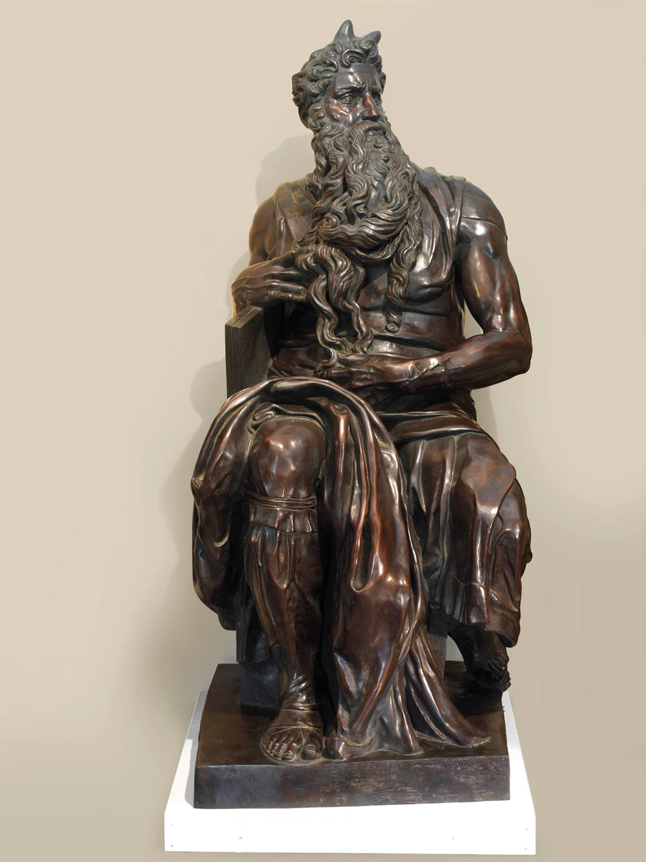 michelangelo-moses-sculpture
