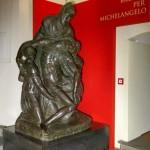 The Deposition or Florentine Pietá